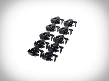 10 SuperClamp Set