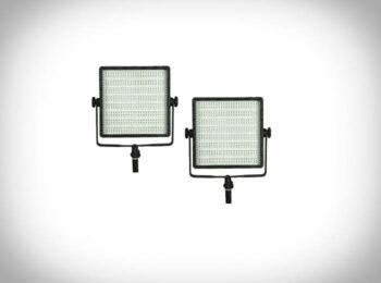 2er Set LED Daylight Leuchten mieten