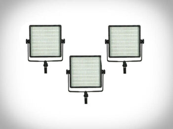3er Set LED Licht mieten