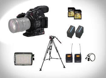 Canon Eos C200 MK II