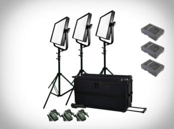 1x1 LED Panel Set mieten